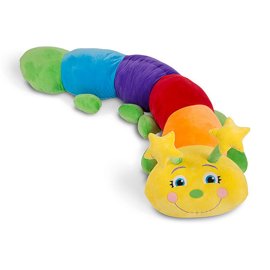 Melissa & Doug Jumbo Rainbow Caterpillar