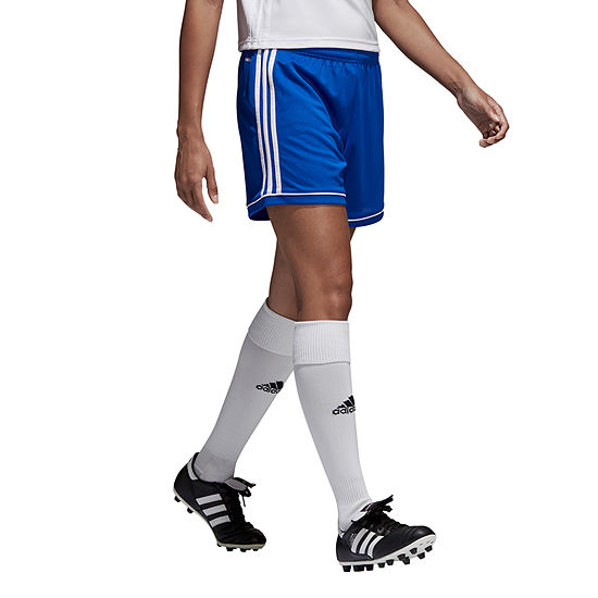 "adidas Womens Stretch 3 1/2"" Workout Shorts"