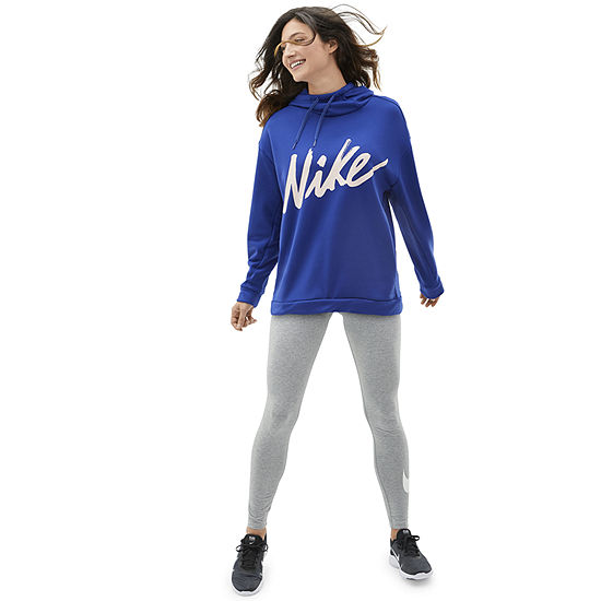 Shop the Look: Nike Pullover with Legging