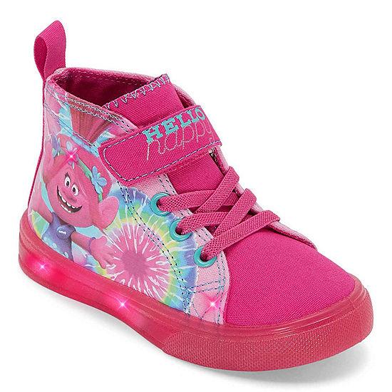 Trolls Toddler Girls Sneakers