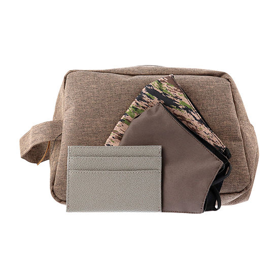 American Exchange Wallet 4-pc. Pouch