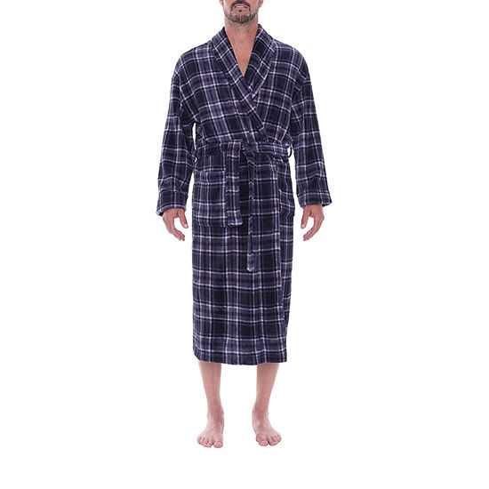 Residence Men'S Long Sleeve Robe
