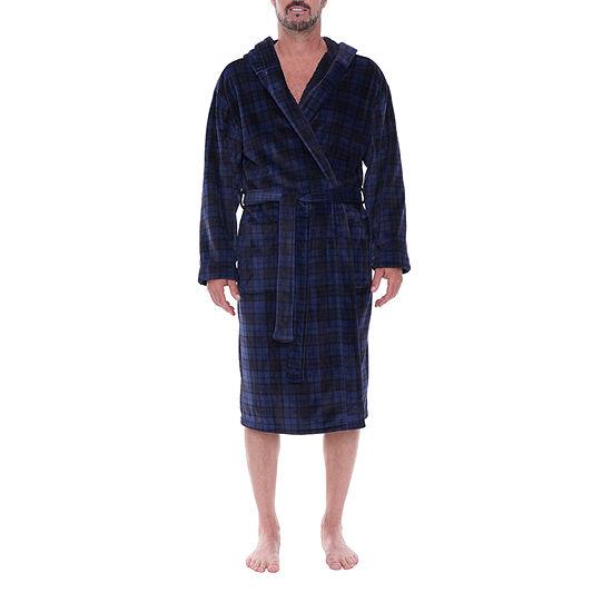 Residence Men'S Long Sleeve Robe-Big