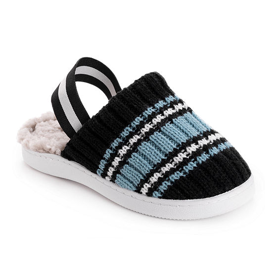 Muk Luks Talea Slingback Womens Slip-On Slippers