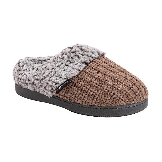 Muk Luks Suzanne Womens Clog Slippers