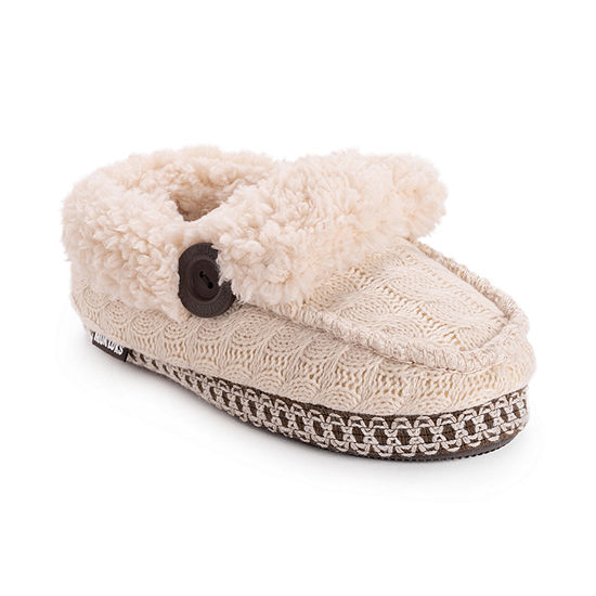 Muk Luks Sequoia Moccasin Womens Moccasin Slippers