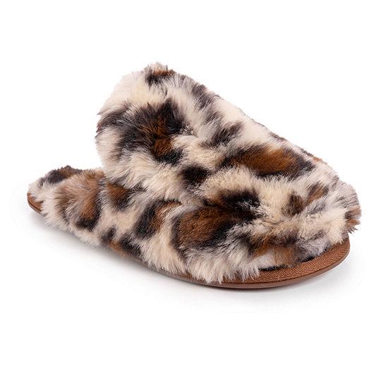 Muk Luks Capucine Womens Slip-On Slippers