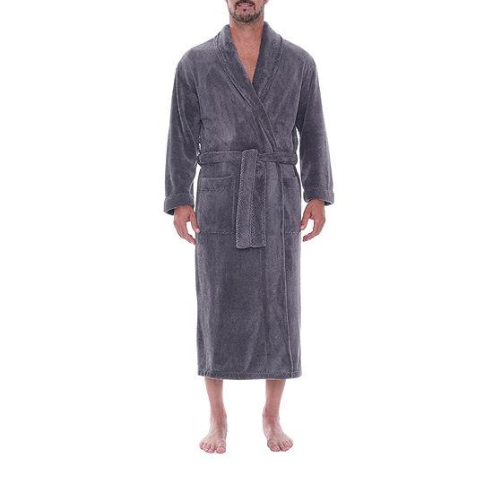 Residence Men'S Long Sleeve Robe