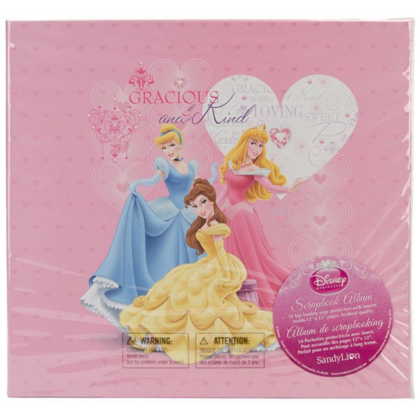 Princess Glitter Album
