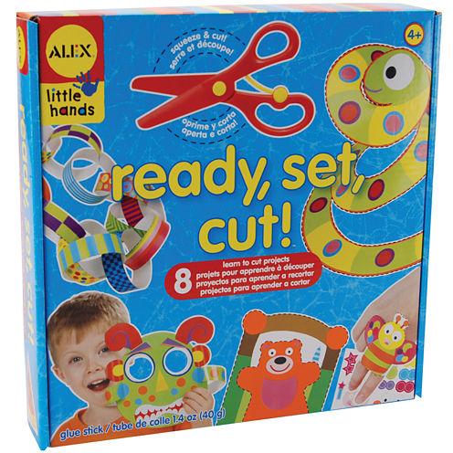 ALEX TOYS® Ready Set Cut Kit