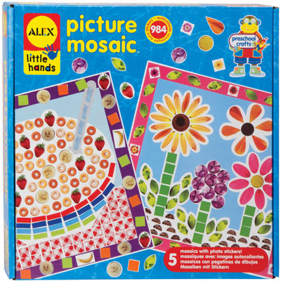 ALEX TOYS® Picture Mosaic Kit