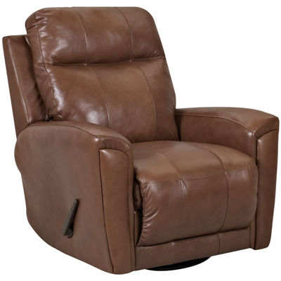 Ideal Priest Leather Recliner JCPenney FW38