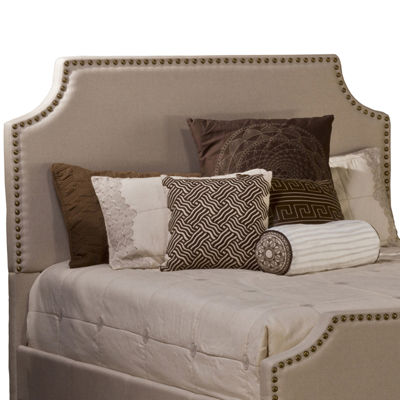 RAELYNN UPHOLSTED NAILHEAD TRIM HEADBOARD