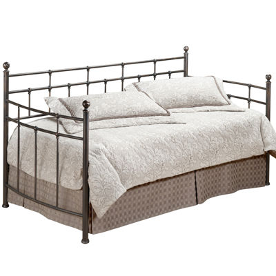 Jacob Metal Daybed with Trundle Option