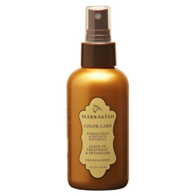 Marrakesh Color Care Leave in treatment & Detagler Original Scent - 2 oz.