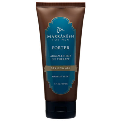 Marrakesh Porter Styling Gel Mannish Scentt - 7 oz.