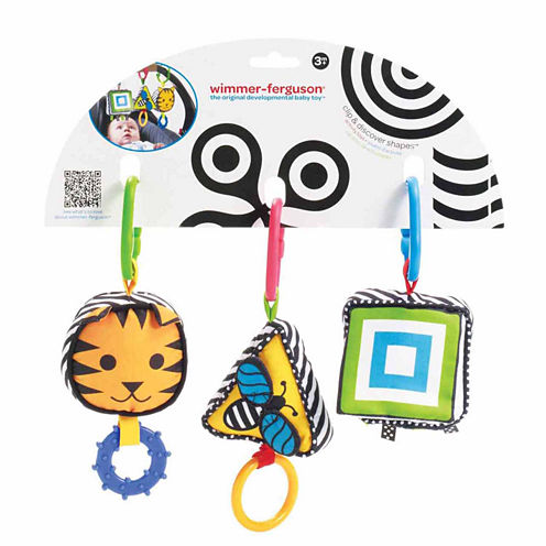 Wimmer Ferguson Clip Discover Shapes Toy