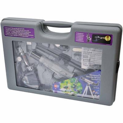 Microsope Telescope Set W Survival Kit