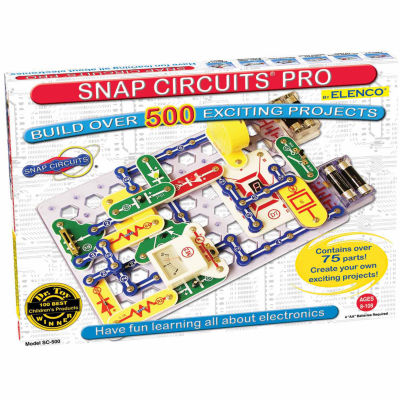 Elenco Snap Circuits Pro 500In1