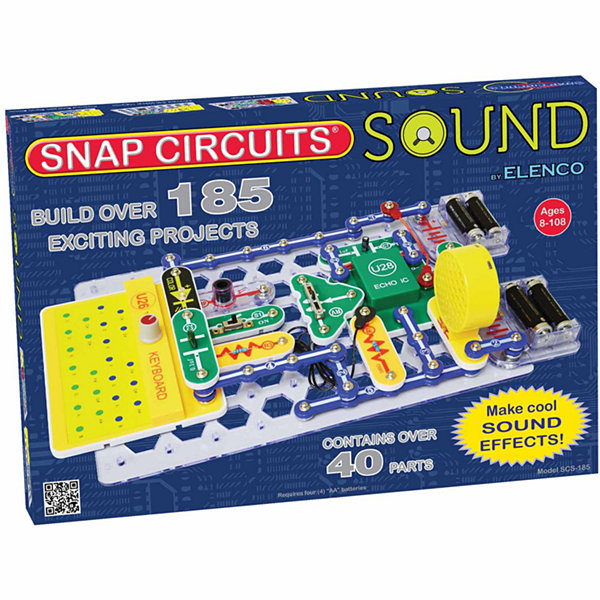 Elenco Snap Circuits Sound