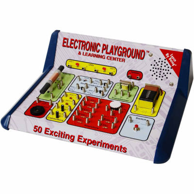 Elenco 50In1 Electronic Playground