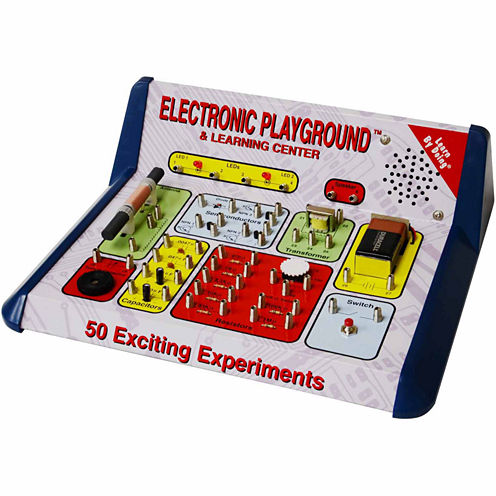 Elenco 50In1 Electronic Playground