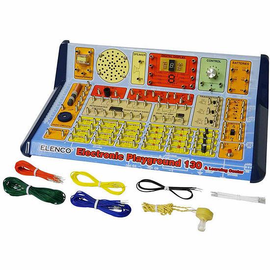 Elenco 130 In 1 Electronic Playground