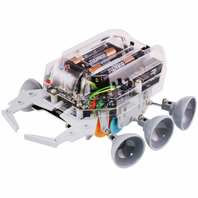 Elenco Scarab Robot Kit Soldering
