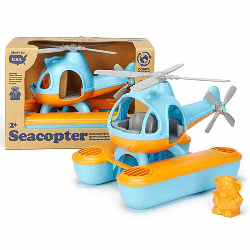 Green Toys Seacopter Blue Dress Up Accessory