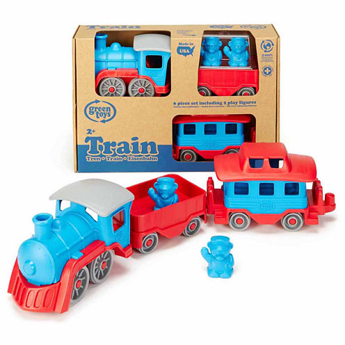 Green Toys Train Blue Dress Up Accessory