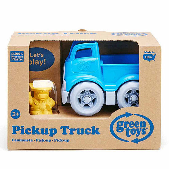 Green Toys Mini Pick Up Truck Character  Accessory