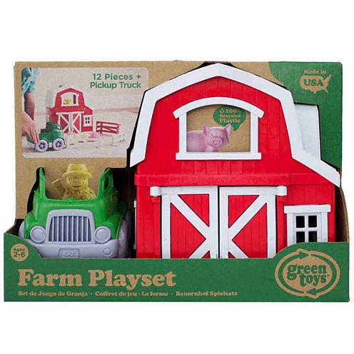 Green Toys Farm Playset  Accessory