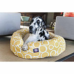 Majestic Pet Fusion Sherpa Bagel Pet Bed