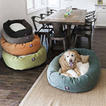 Majestic Pet Villa Collection Sherpa Bagel Pet Bed