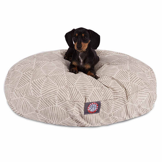 Majestic Pet Charlie Round Pet Bed