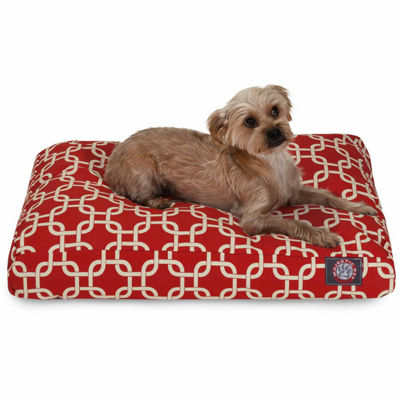 Majestic Pet Links Rectangle Pet Bed