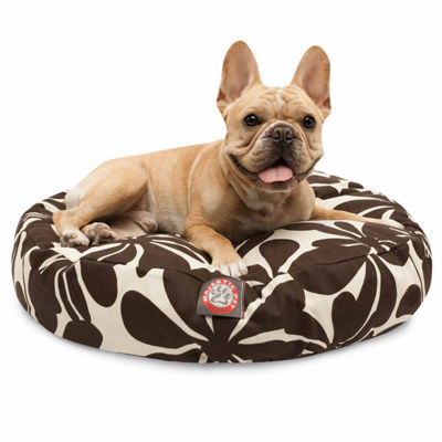 Majestic Pet Plantation Round Dog Bed