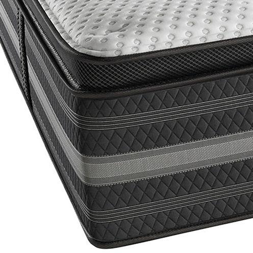 Simmons Beautyrest Black Katarina Pillow Top Luxury Firm Mattress Only