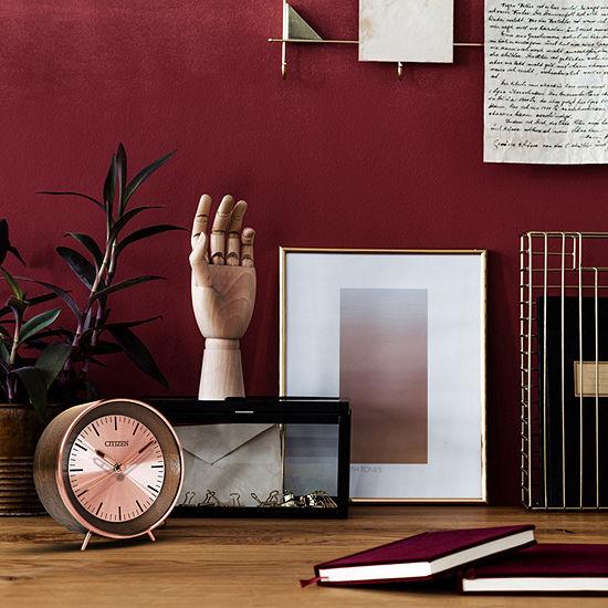 Citizen Pink Wall Clock-Cc3004