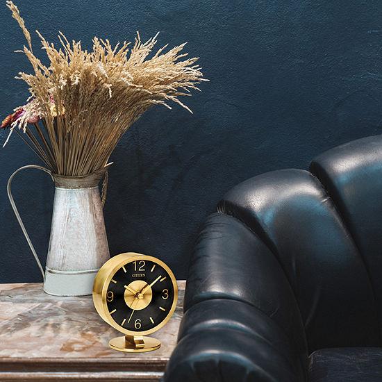 Citizen Black Wall Clock-Cc1028