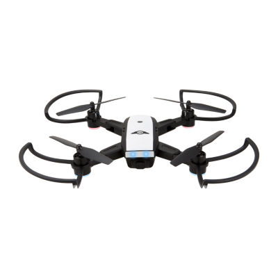 Sky Rider DRWG538B Raven Foldable Drone with GPS and Wi-Fi Camera
