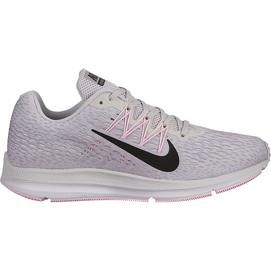 official photos 89586 9ae9c Nike Zoom Winflo 5 Womens Lace-up Running Shoes