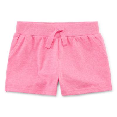 Okie Dokie Pull-On Short - Baby Girls