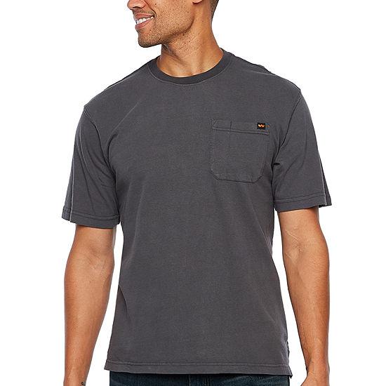 Walls Mens Crew Neck Short Sleeve T Shirt