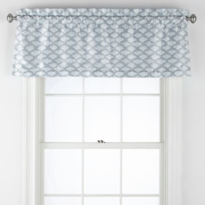 JCPenney Home Reverie Tailored Valance