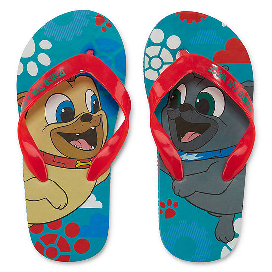 Disney Puppy Dog Pals Flip-Flops