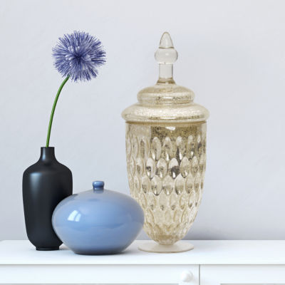 Bombay Glass Jar With Lid Decorative Jars