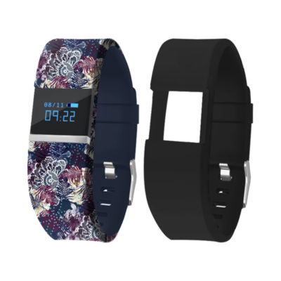 Ifitness Womens Multicolor Smart Watch-Ift6316s668-Rpb