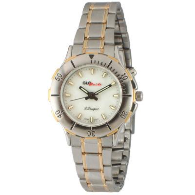 Peugeot Womens Silver Tone Strap Watch-545-3