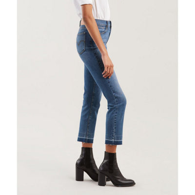 Levi's® 724 High Rise Straight Crop Jeans